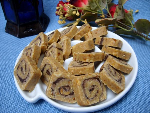 مجموعة رائعة من الحلويات المغربية