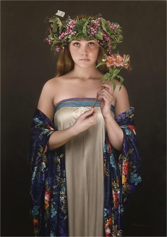 جمال المرأة، رسومات غاية في الروعة والإبداع 11727alsh3er