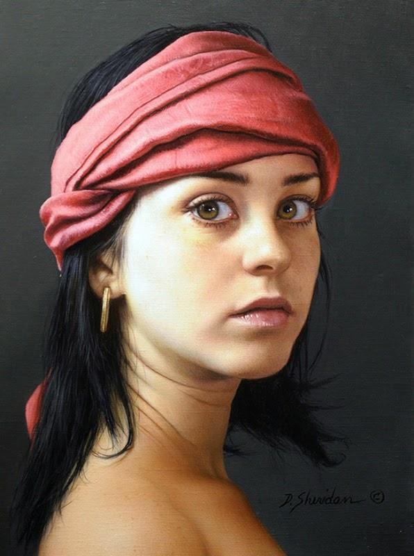 جمال المرأة، رسومات غاية في الروعة والإبداع 11729alsh3er
