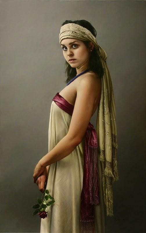 جمال المرأة، رسومات غاية في الروعة والإبداع 11740alsh3er