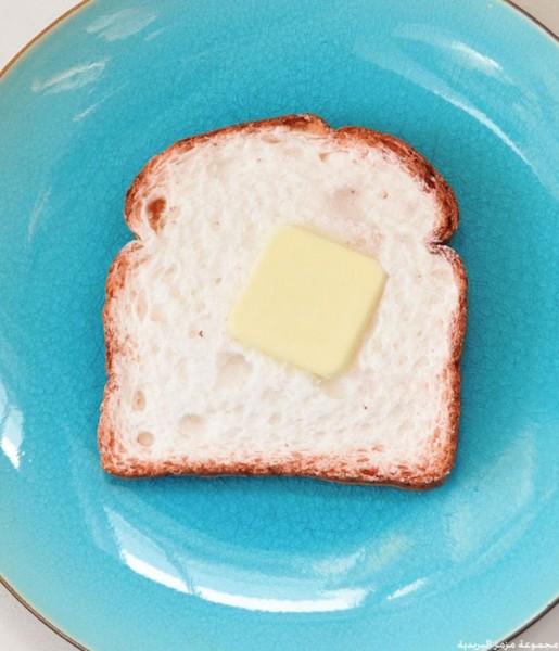 قطع صابون على شكل أطعمة