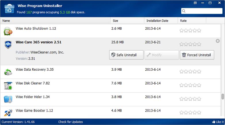 البرامج الكمبيوتر Wise Program Uninstaller 33798alsh3er.png