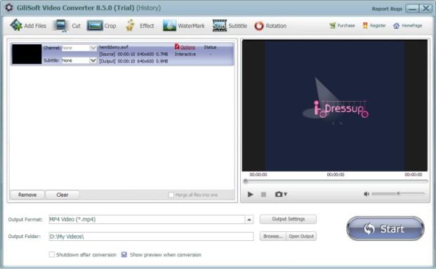 الفيديو GiliSoft Video Converter 10.2.0 34070alsh3er.png