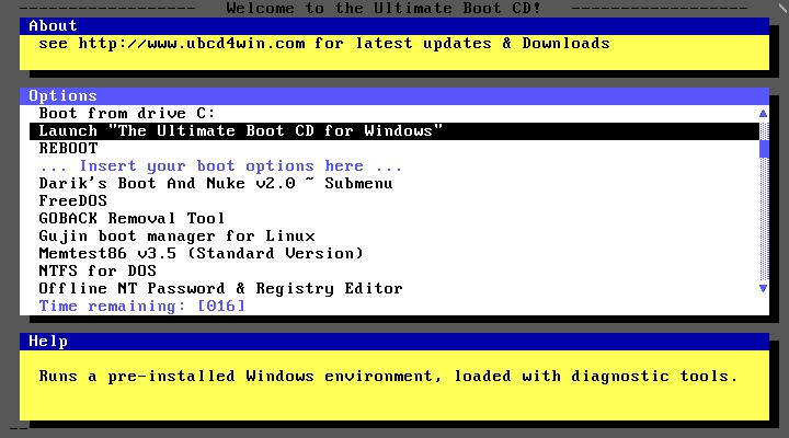 اسطوانة الصيانة ultimatebot windows 2010 21718.imgcache