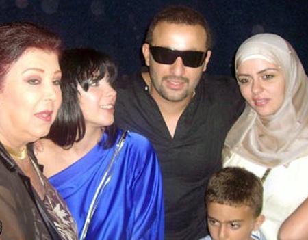 زوجه احمد السقا صور زوجة