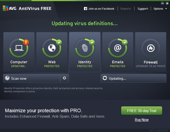 الحماية الفيروسات Antivirus Free 18.4.3895 34892alsh3er.png