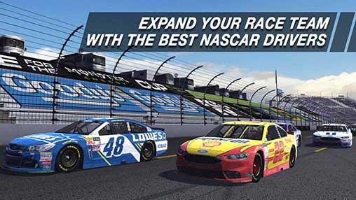 السيارات NASCAR Heat Mobile 2.1.8 35128alsh3er.jpg