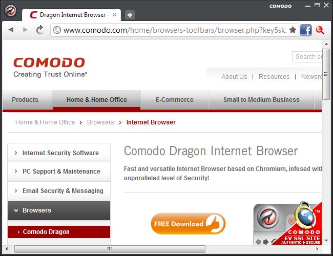 الانترنت Comodo Dragon 67.0.3396.99 35456alsh3er.png