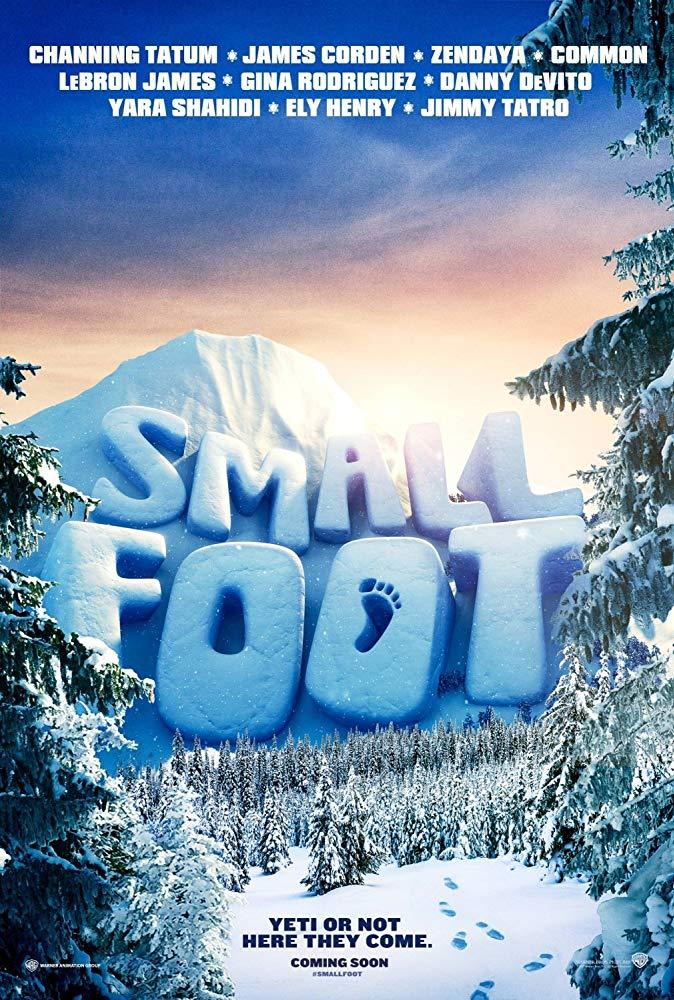 المغامرات والكوميديا والانيميشن Smallfoot 2018 35944alsh3er.jpg
