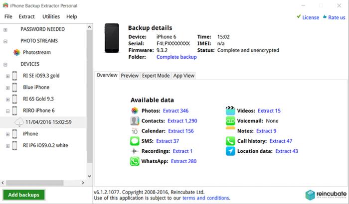 استخراج الايفون iPhone Backup Extractor 35953alsh3er.png
