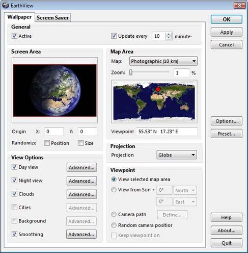 وإستكشاف الطبيعية EarthView 5.15.0 36228alsh3er.png