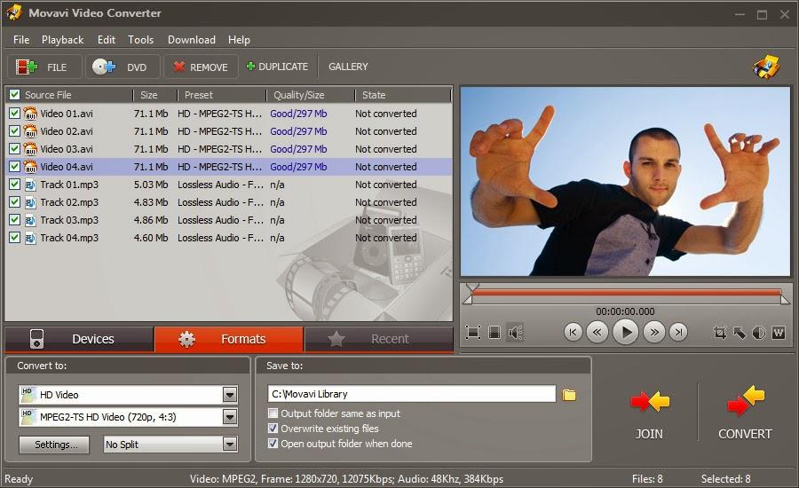 الفيديو Movavi Video Converter 19.0.1 36270alsh3er.png