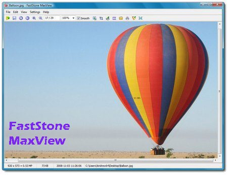 FastStone MaxView 37118alsh3er.jpg