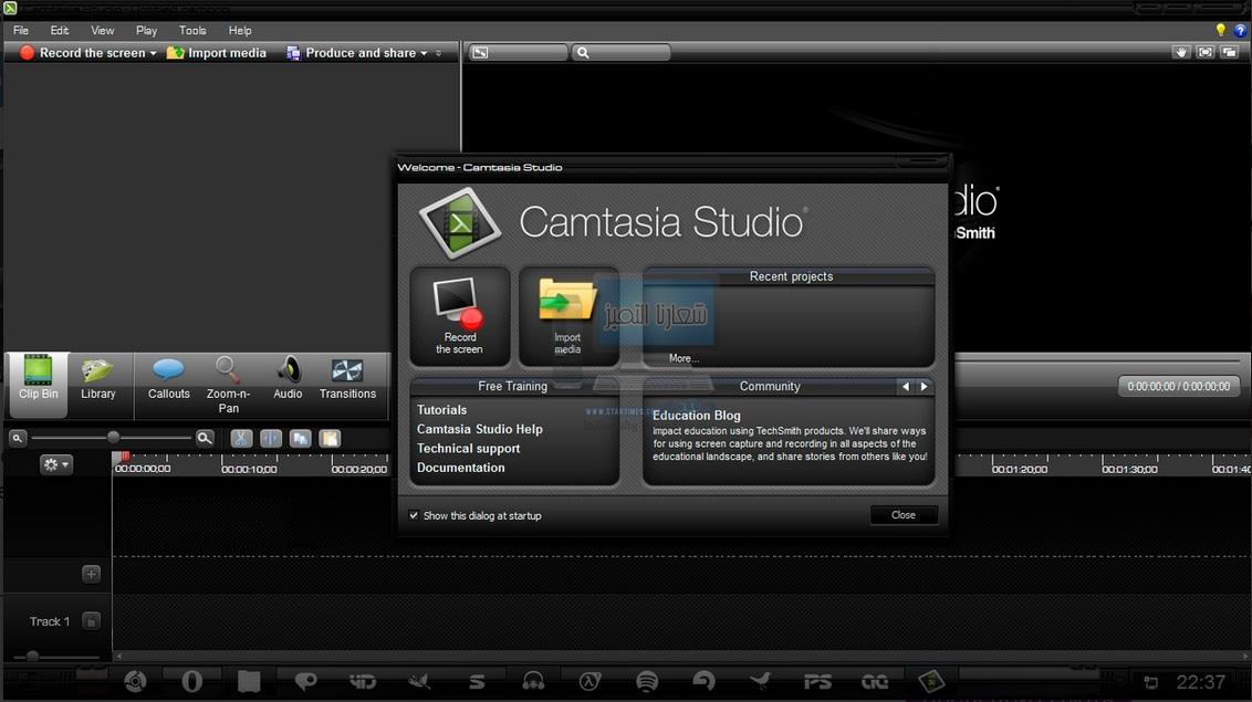 بالفيديو Camtasia Studio 9.0.0 37399alsh3er.png